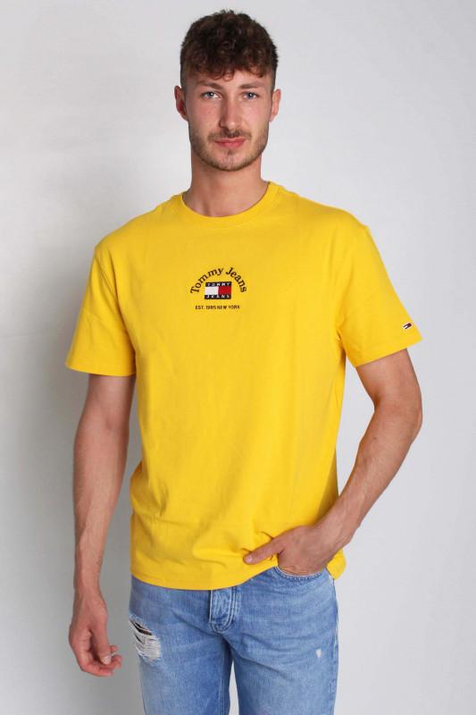 "TOMMY HILFIGER Herren T-Shirt - ""TJM Timeless Tommy Tee 2 pollen"""