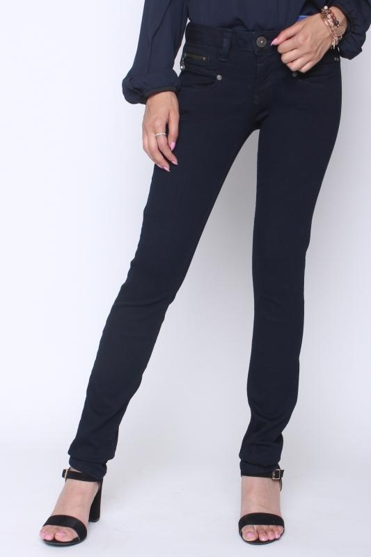 "FREEMANN T. PORTER Damen Jeans - ""Alexa cropped flora"""