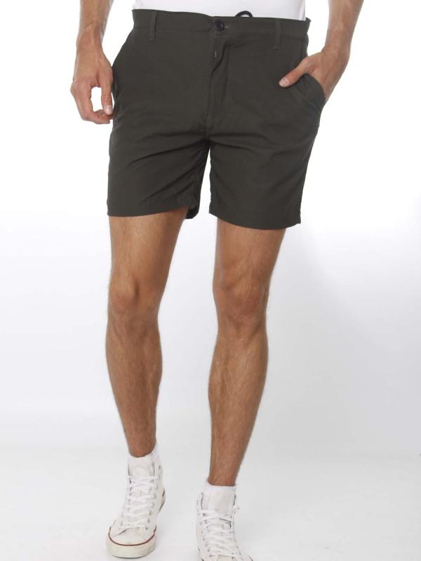 """Circle of Trust Herren Shorts - """"Corey Short zigzag dufflebag"""""""