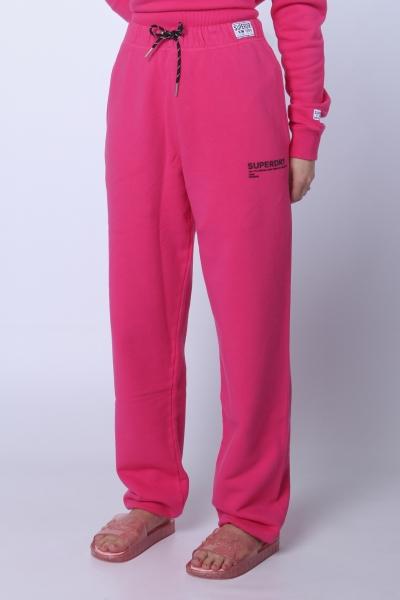 "SUPERDRY Damen Jogginghose - ""Elissa Joggers pink"""