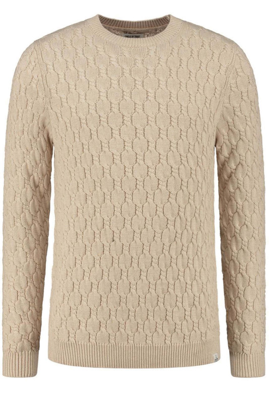 "CIRCLE OF TRUST Damen Pullover - ""Hessel Knit rainy day"""