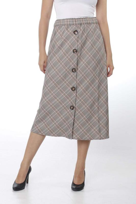 """FREEQUENT Damen Rock - """"LULI Skirt pink lemonade mix"""""""