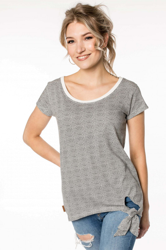 """ALIFE AND KICKIN Damen T-Shirt - """"TINA Shirt cloudy"""""""