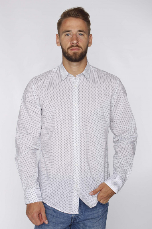 """ANTONY MORATO Herren Hemd """"Milano Shirt White"""""""