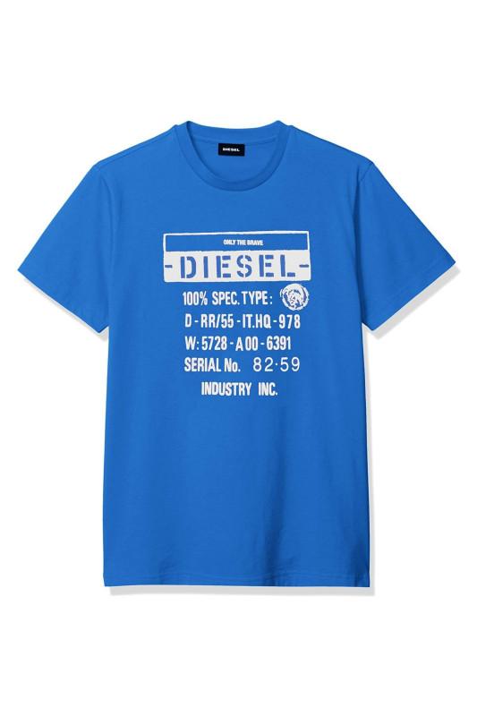 """Diesel Herren T-Shirt - """"T-Diego S1 091A"""""""
