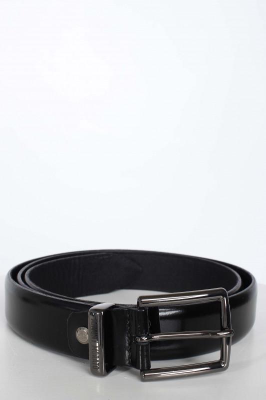 """ANTONY MORATO Herren Gürtel """"Belt 30mm Black"""""""