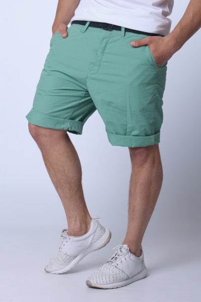 "PETROL Herren Shorts - ""Shorts Chino light pine"""