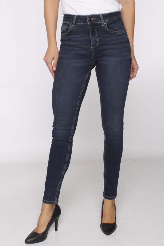 """LIU JO Damen Jeans - """"B.up divine h.w. den. blue a"""""""