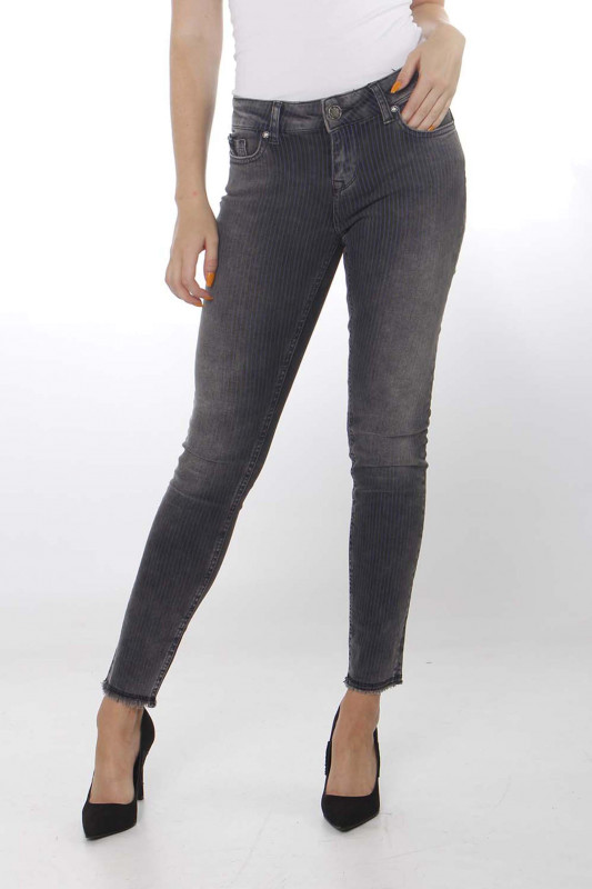 "ZHRILL Damen Jeans - ""Daffy black W9280"""