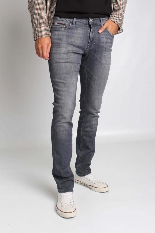 "TOMMY HILFIGER Herren Jeans - ""Scanton Jeans Black Denim"""