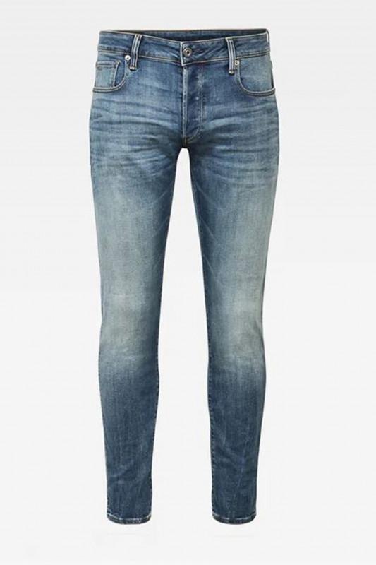 "G-STAR RAW Herren Jeans - ""3301 slim elto superstr vintage"""