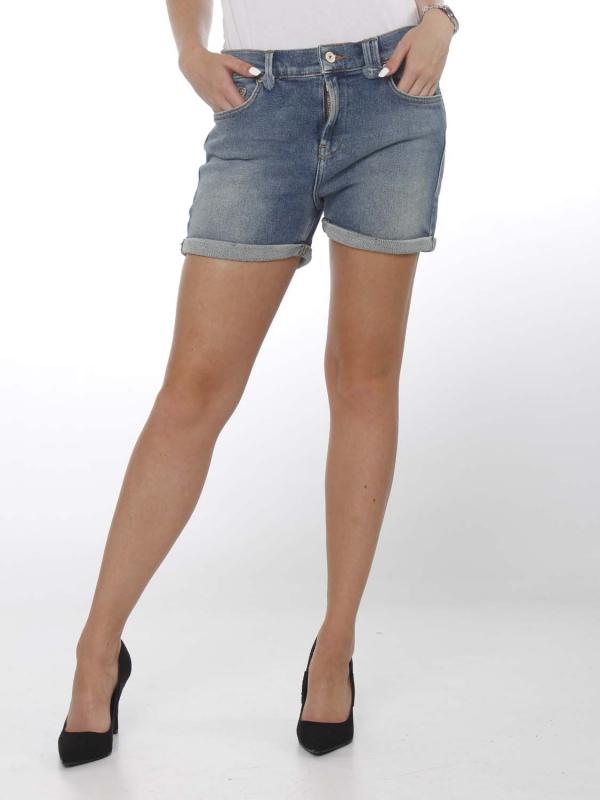 "LTB Damen Shorts - ""Milena mist wash"""