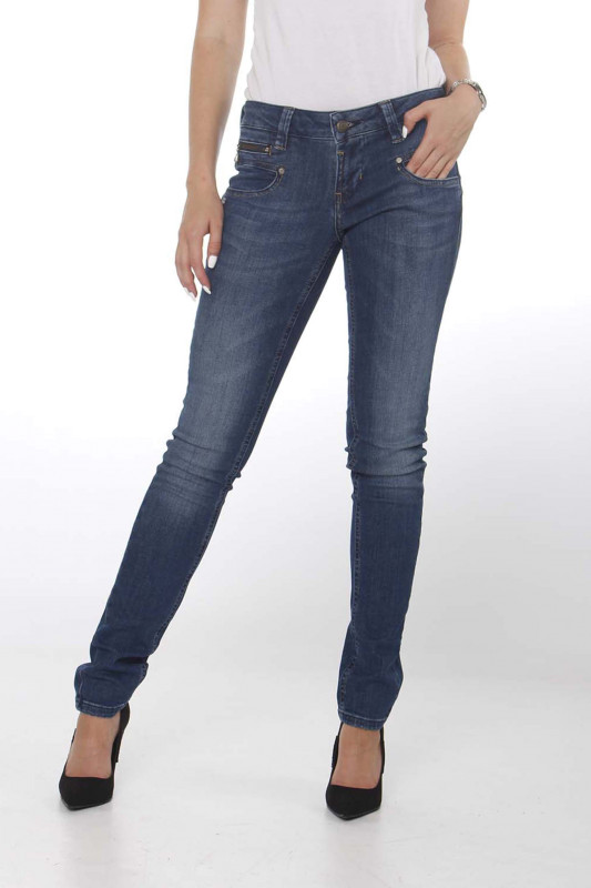 "FREEMAN T. PORTER Damen Jeans - ""Alexa Slim morano"""