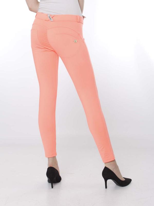 FREDDY WR.UP® 7/8 Pant Regular Waist Super Skinny - coral A80