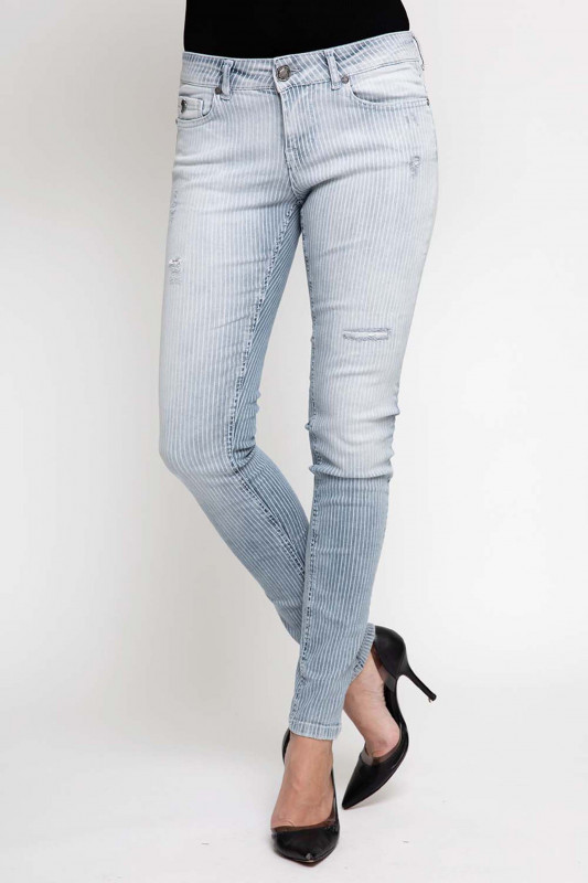 "Zhrill Damen Jeans - ""Daffy blue W7387"""