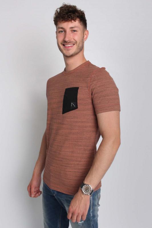 "CHASIN Herren T-Shirt - ""Today T-Shirt SS light brown"""