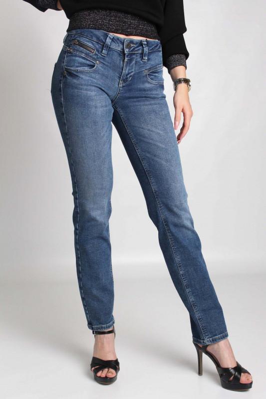 "FREEMAN T. PORTER Damen Jeans - ""Alexa Straight SDM marwood"""
