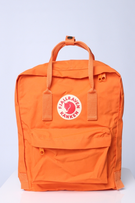 "FJÄLLRÄVEN Unisex Rucksack - ""Kanken burnt orange"""