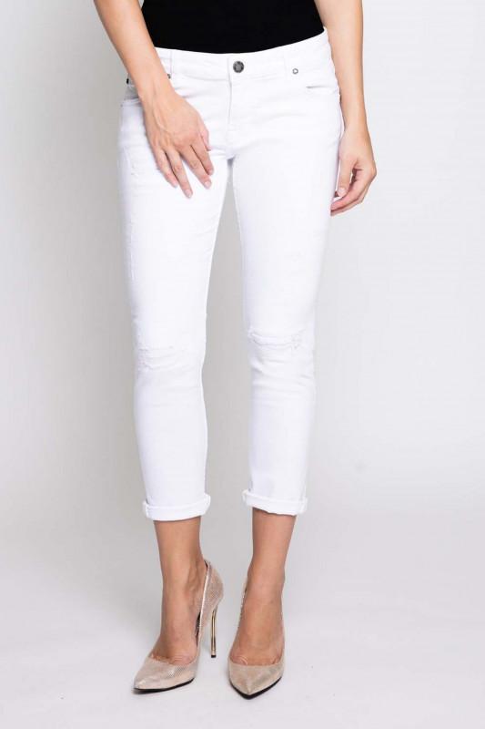 "Zhrill Damen Jeans - ""Anita white W1021"""