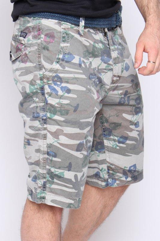 "PETROL Herren Shorts - ""Short Chino light steal"""