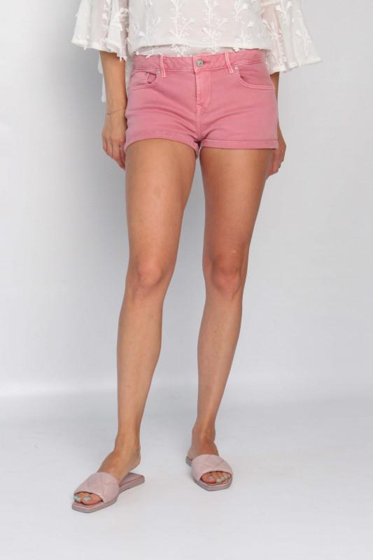 "LTB Damen Shorts - ""Judie dusty pink wash"""