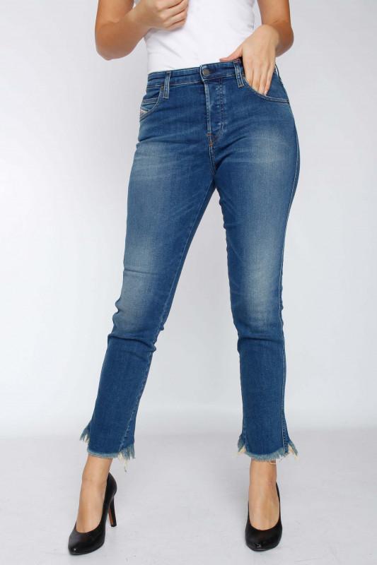 "DIESEL Damen Jeans - ""BABHILA Zip"""