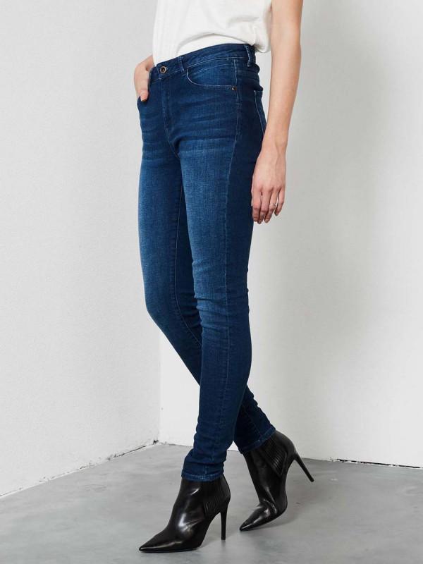 "PETROL Damen Jeans - ""Marley Denim dark used"""